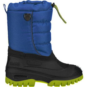 CMP Campagnolo Hanki Snow Boots Kids river/lime green